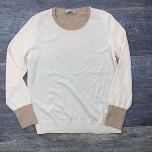 Everlane cashmere long sleeve crew neck sweater